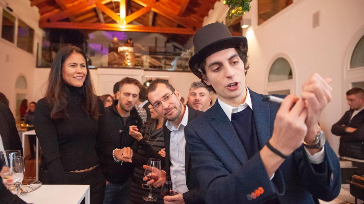 organizzazione evento aziendale cena di natale enetworks